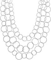 Apt. 9 Textured Hoop Multistrand Necklace