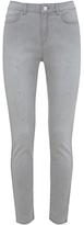 Mint Velvet Star 5 Pocket Jean, Paxton Grey