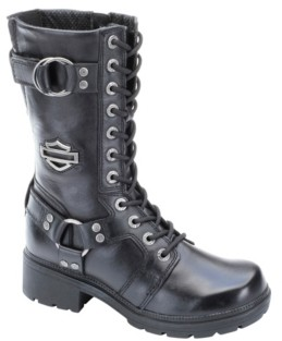 Harley-Davidson Women's Eda Lug Sole Boot Women's Shoes