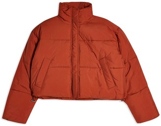 Topshop Synthetic Down Jackets