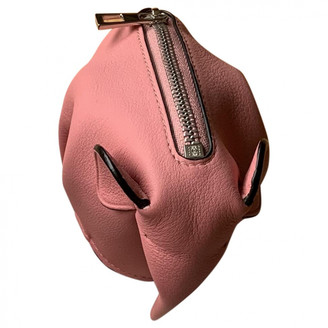 Loewe Animals Pink Leather Purses, wallets & cases