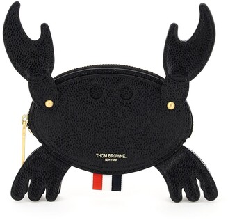 Thom Browne Crab-Icon Coin Purse