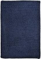 Colonial Mills M503R144X144S Simple Chenille Reversible Rug
