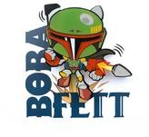 Star Wars 3D Light FX Mini Nightlight Boba Fett