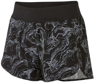 Ell & Voo Womens Ellie 2 in 1 Printed Shorts