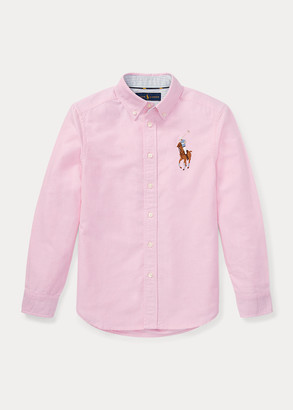 Ralph Lauren Big Pony Cotton Oxford Shirt