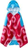 Stephen Joseph Hooded Towel, Multi-Colored