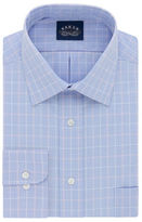 Eagle Azure Checked Cotton Dress Shirt