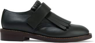 Marni Fringed Leather Brogues