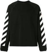 Moncler geometric print sweatshirt - men - Cotton - XL
