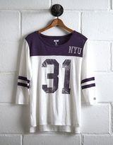 Tailgate NYU 3/4 Sleeve Jersey