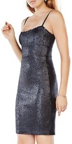 BCBGMAXAZRIA Alese Sequin Dress