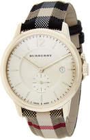 Burberry Unisex Swiss Watch