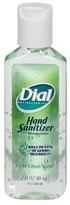 Dial Light Citrus Scent Hand Sanitizer 2-oz.