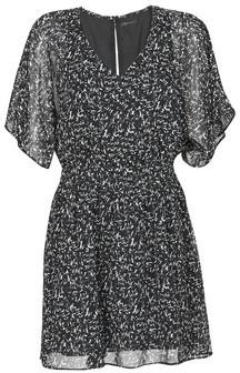 Ikks BR30075 women's Dress in Black
