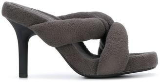 Yeezy Knit Sandals
