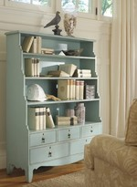 The Well Appointed House Somerset Bay McClellansville Bookcase-Available in a Variety of Finishes