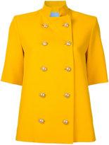 Macgraw - Temperate blazer - women - Polyester/Wool - 8