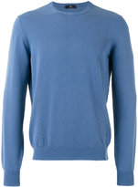 Fay crew neck jumper - men - Cotton - 46