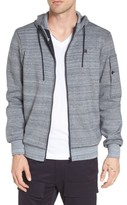 G Star Men's Stalt Hooded Zip Sweatshirt