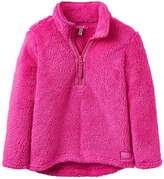 Joules Girls Merridie Pink Fleece