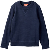 Joe Fresh Crew Knit Sweater (Toddler & Little Boys)