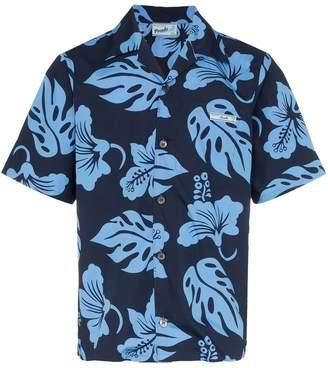 Prada short-sleeved Hawaiian shirt