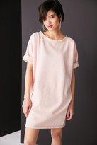 Silence & Noise Silence + Noise Dax Dolman Sweatshirt Mini Dress