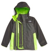 The North Face 'Vortex' TriClimate ® Waterproof 3-in-1 Jacket (Big Boys)