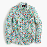 J.Crew Perfect shirt in Liberty® Edenham floral