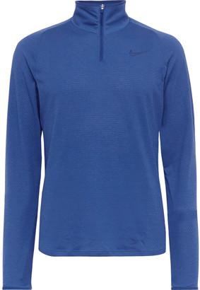 Nike Tennis Nikecourt Challenger Dri-Fit Half-Zip Tennis Top