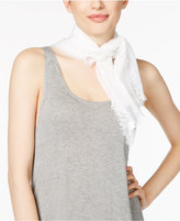 INC International Concepts Eyelet Square Scarf, Created for Macy's