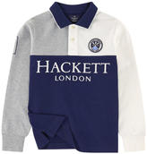 Hackett Logo polo