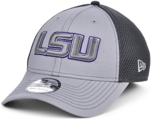 Zephyr Lsu Tigers Grayed Out Neo Cap