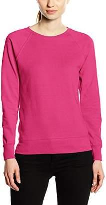 Fruit of the Loom Women's Raglan Lightweight Sweater,14 (Manufacturer Size:Large)
