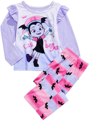 AME Toddler Girls 2-Pc. Vampirina Pajamas Set