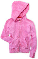 Butter Shoes Girls 4-6x) Emoji Candy Zip Hoodie