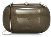 Thumbnail for your product : JEFFREY LEVINSON Elina PLUS Metallic Fleck Clutch