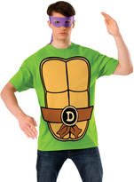 Rubie's Costume Co Tmnt Donatello Costume Tee & Mask - Men's Regular