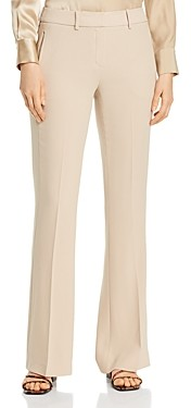 Elie Tahari Anna Zippered-Pocket Pants