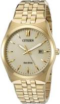 Citizen Men's Corso BM7332-53P Wrist Watches, Dial