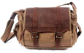 TSD Turtle Ridge Canvas Messenger Bag