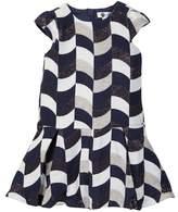 Petit Lem Woven Dress (Toddler & Little Girls)