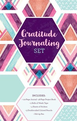 Editors Of Thunder Bay Press Gratitude Journaling Set