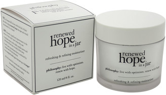 philosophy Renewed Hope In A Jar 4Oz Refreshing & Refining Moisturizer
