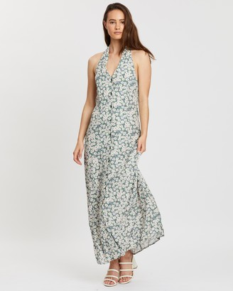 ROLLA'S Halter Daises Dress
