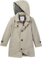 Appaman Hooded Trench Coat (Toddler, Little Boys, & Big Boys)