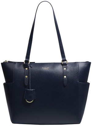 Radley Silk Street Large Zip Top Tote