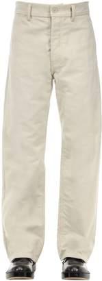 Marni WIDE LEG COTTON PANTS