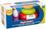 Little Tikes Squirt & Stack Play Penguin